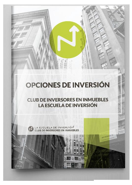 Folleto informativo Opciones de Inversión